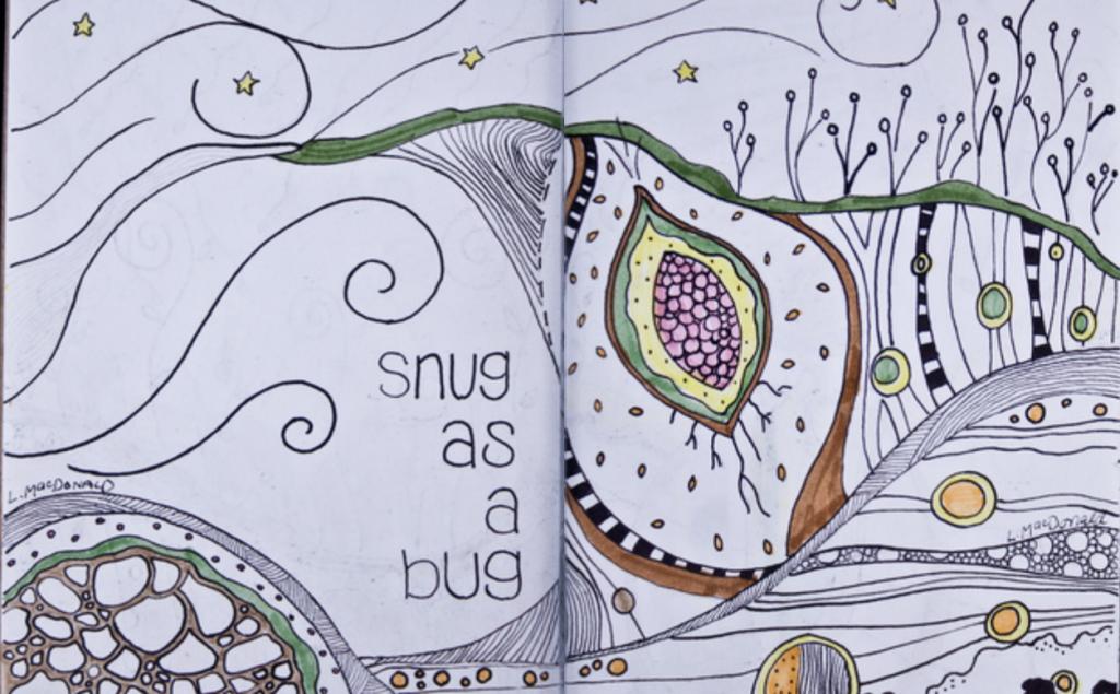 Lory MacDonald Sketchbook